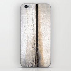 The space between iPhone & iPod Skin