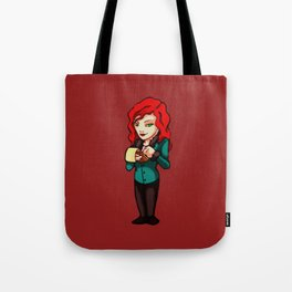 Freddie Lounds: Tattle-Crime.com Tote Bag