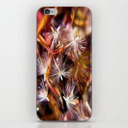 Flower Seeds-2 iPhone Skin