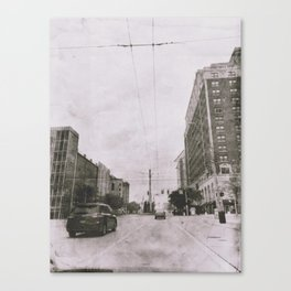 In the Midwest Canvas Print