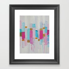 Cool Rhizome No. 2 Framed Art Print