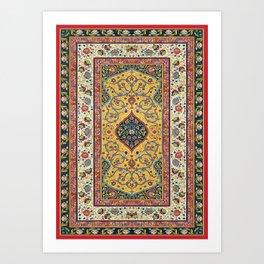 Persian 2 Art Print