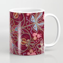 Colorful Mandala Coffee Mug