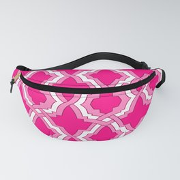 Grille No. 1 -- Magenta Fanny Pack