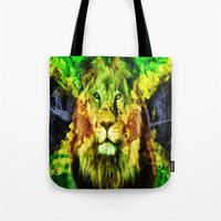 rasta Tote Bags featuring Rasta  by gypsykissphotography