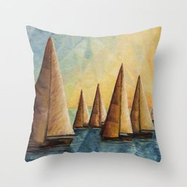 DoroT No. 0014 Throw Pillow