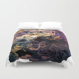 Life On Other Planets [Version 06] Duvet Cover