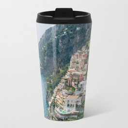 Italy. Amalfi Coastline Travel Mug