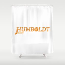 Humboldt Strong Shower Curtain
