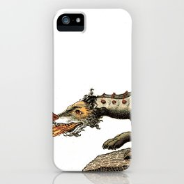Dragon 1806 iPhone Case