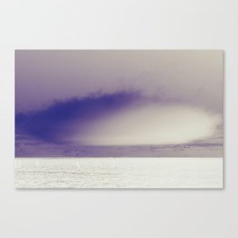 Wondercloud from another dimension Canvas Print