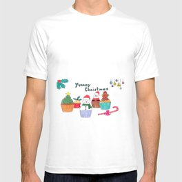 Yummy christmas T-shirt