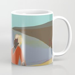 It is Sunny Today Coffee Mug