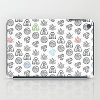 aang iPad Cases featuring Understanding Will Make You Become Whole by Estel