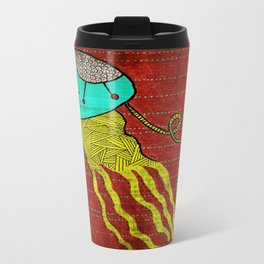 Rustic Jelly Travel Mug