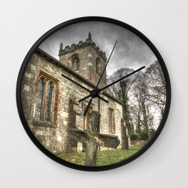 Paupers Grave Wall Clock