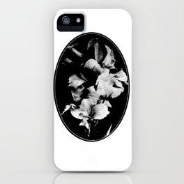 Vintage flowers. iPhone Case