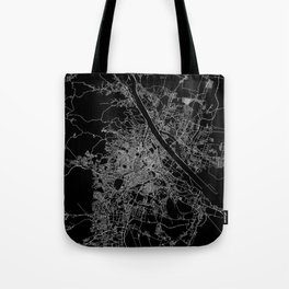Vienna map Tote Bag