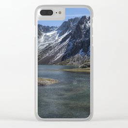 Ellery Lake Clear iPhone Case