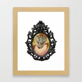 Victorian Drama Framed Art Print