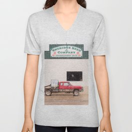 Ranch Truck Unisex V-Neck
