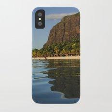 Le Morne Beach, Mauritius iPhone X Slim Case