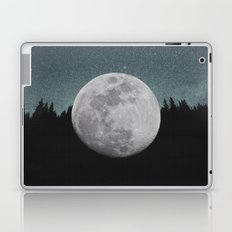 The Moon Landed Laptop & iPad Skin