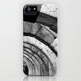 Izmir Agora iPhone Case