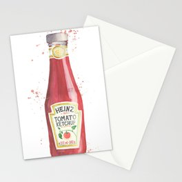 Can you Ketchup? Stationery Cards