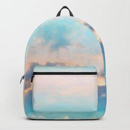 Unicorn Pastel Clouds #4 #decor #art #society6 Backpack