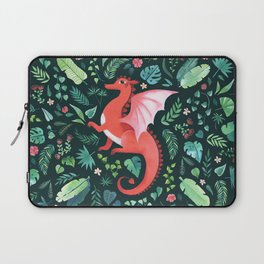 Tropical Dragon Laptop Sleeve