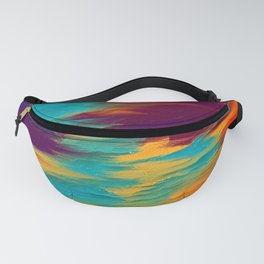 Painting Fanny Pack