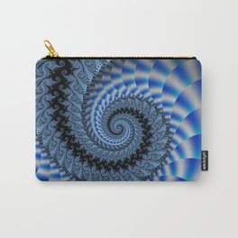 Fractal Maelstrom Carry-All Pouch