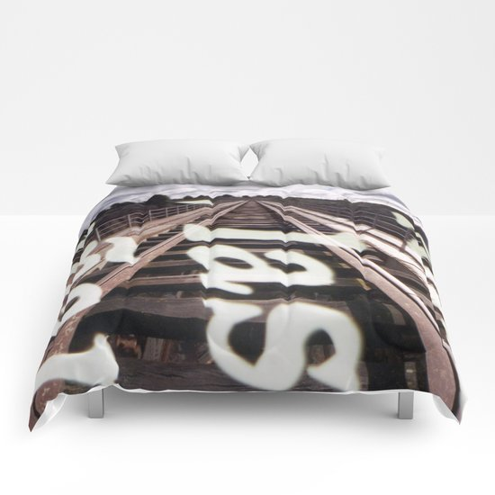 Iron Bridge Comforters