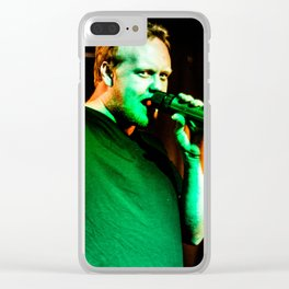 Brodie - Lead Vocals Clear iPhone Case
