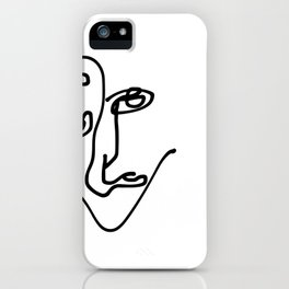 Faces Collection - Family iPhone Case