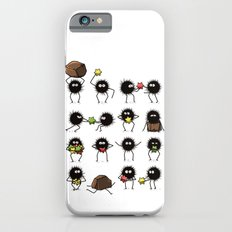 Susuwatari family iPhone 6s Slim Case