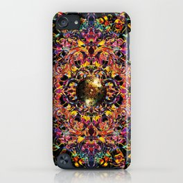 Mesmerica Kaleida 1 iPhone Case