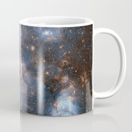 Papillon Nebula Galaxy Coffee Mug
