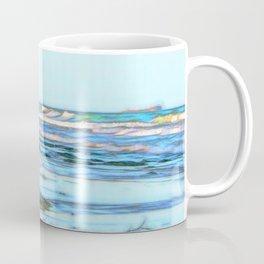 Beautiful abstract ocean view Coffee Mug