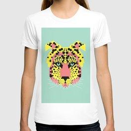 Modular Cheetah T-shirt