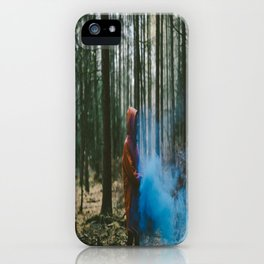 Where Do the Lost Ones Go? iPhone Case