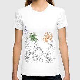 Busy Women T-shirt