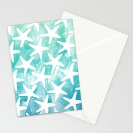 Stars from the Sea Stationery Cards