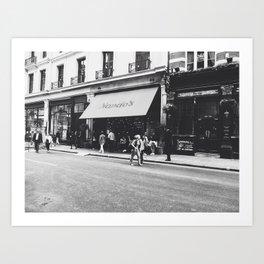 London love #5 Art Print