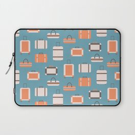 Travel pattern with Laptop Sleeve