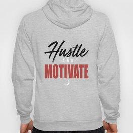 WYD Hustle _ Motivate Tee Grey Black Red NIPSEY HUSSLE VICTORY LAP hustle Hoody