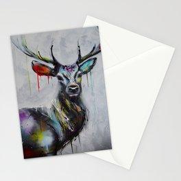 Forest Gladiator Stationery Cards