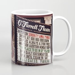 Mitchell Brothers O'Farrell Theatre Coffee Mug