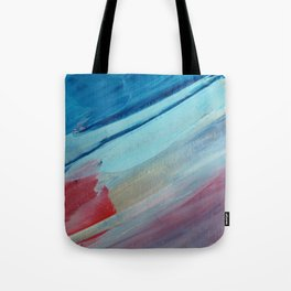 Lonely View Tote Bag